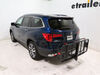 C18151 - 60 Inch Long Curt Hitch Cargo Carrier on 2016 Honda Pilot