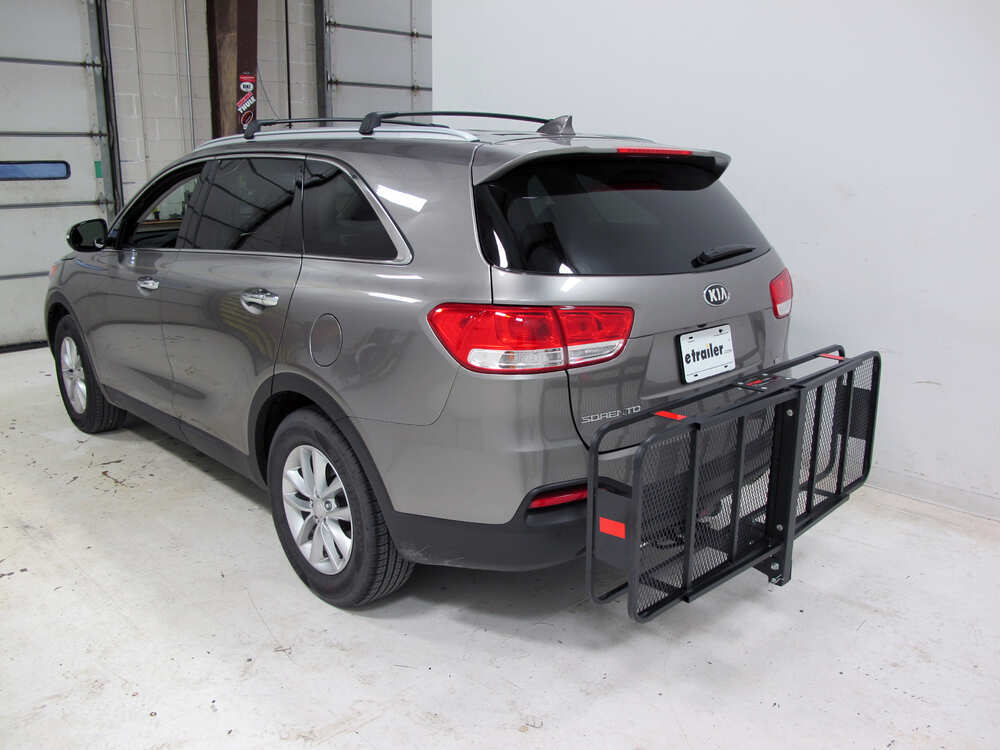 kia sorento 20x60 curt cargo carrier for 2 hitches. Black Bedroom Furniture Sets. Home Design Ideas