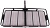 "24x60 Curt Cargo Carrier for 2"" Hitches - Steel - Folding - 500 lbs Folding Carrier C18153"
