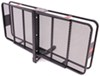 Curt 24 Inch Wide Hitch Cargo Carrier - C18153