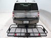 Hitch Cargo Carrier C18153 - 60 Inch Long - Curt on 2013 Ford Flex