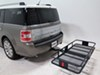 Hitch Cargo Carrier C18153 - Folding Carrier - Curt on 2013 Ford Flex