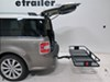 Hitch Cargo Carrier C18153 - 24 Inch Wide - Curt on 2013 Ford Flex