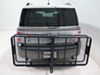 C18153 - Folding Carrier Curt Hitch Cargo Carrier on 2013 Ford Flex