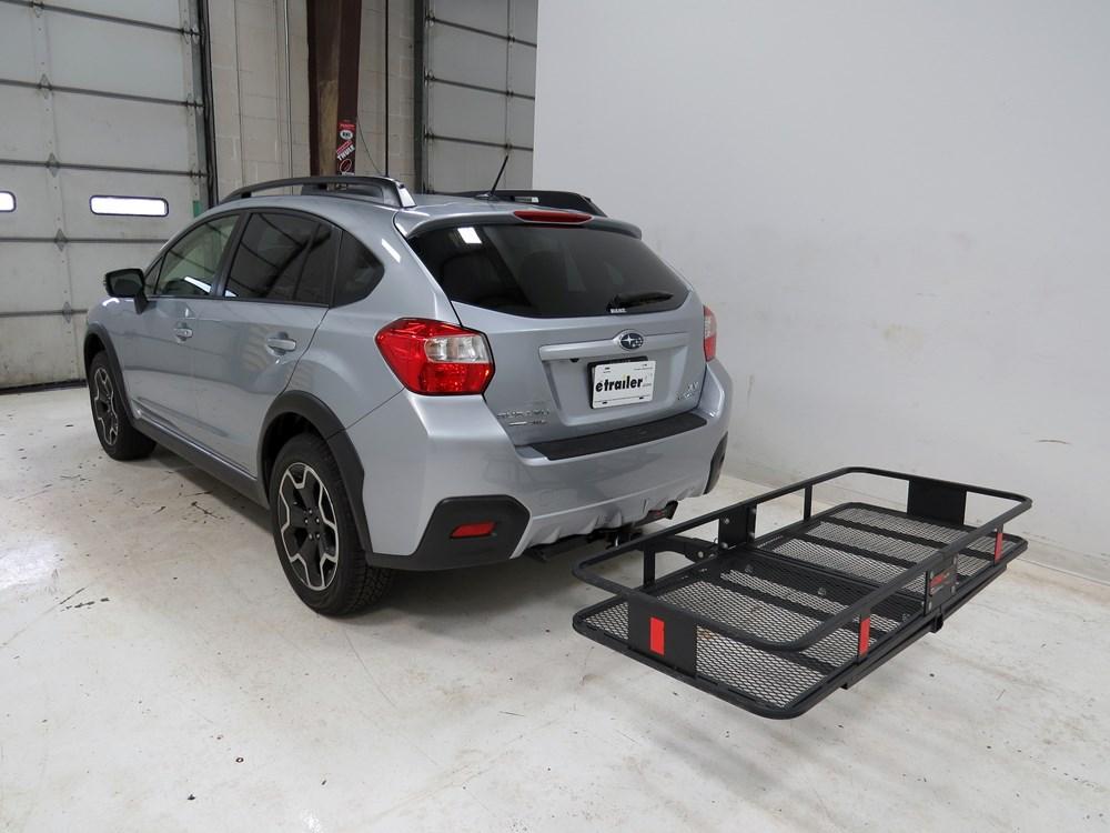Subaru Crosstrek Hitch >> subaru xv crosstrek 24x60 Curt Cargo Carrier for 2 ...