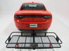 Curt Class III,Class IV Hitch Cargo Carrier - C18153 on 2018 Dodge Charger