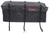 Curt Cargo Bag for Hitch Mounted Cargo Carrier - Waterproof - 12.25 Cu Ft Black C18210