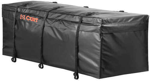 Curt Cargo Bag For Hitch Mounted Carrier Waterproof 12 25 Cu Ft