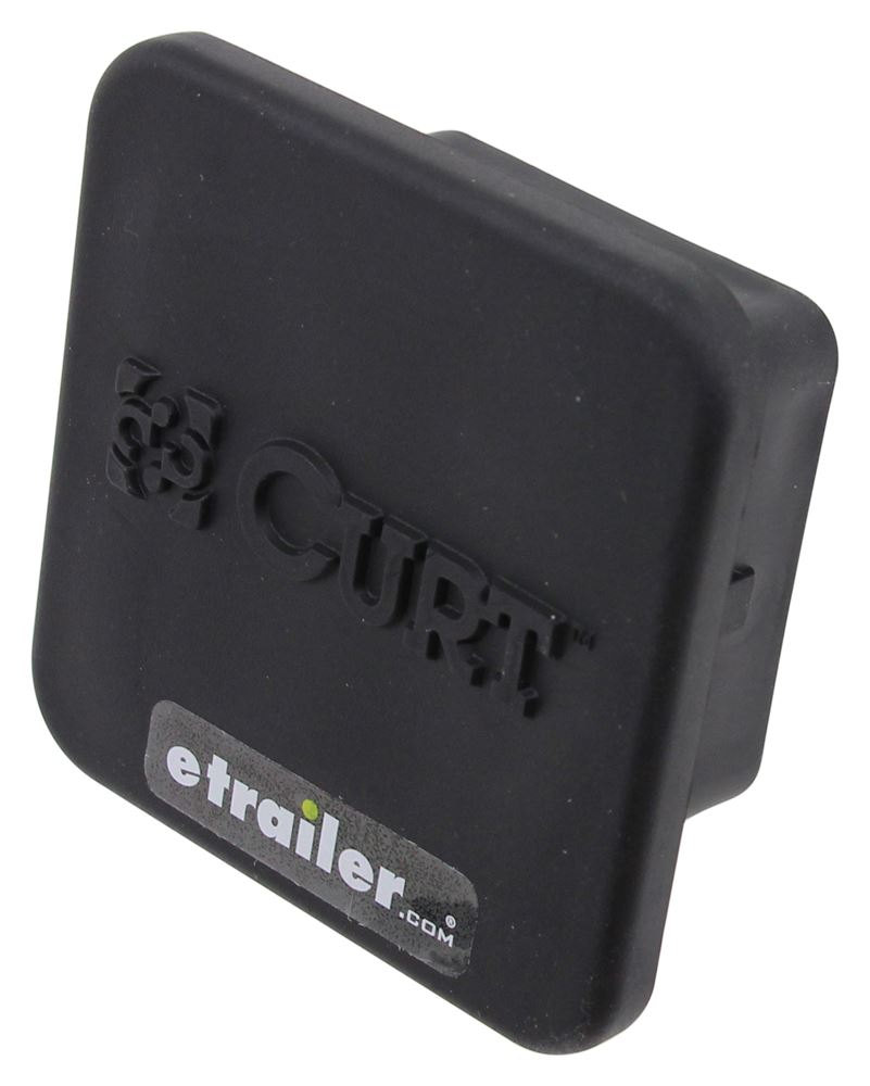 """Curt Rubber Hitch Cover for 2-1/2"""" Trailer Hitches Rubber C22277"""
