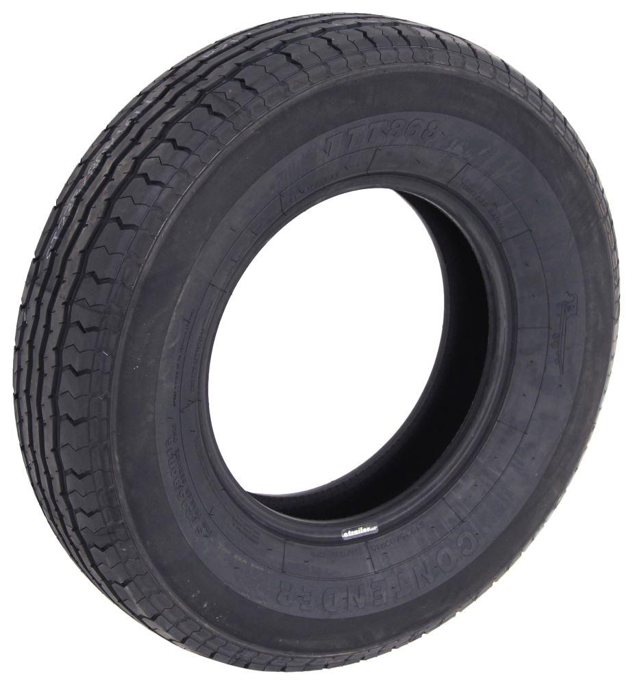 Contender ST235/80R16 Radial Trailer Tire - Load Range E 235/80-16 C23516E