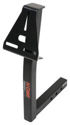 Curt Trailer Hitch Mounted Spare Tire Carrier