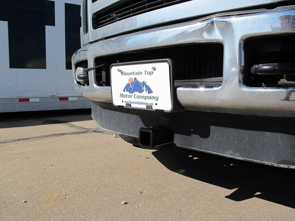 2008 Ford F-250 And F-350 Super Duty Front Hitch