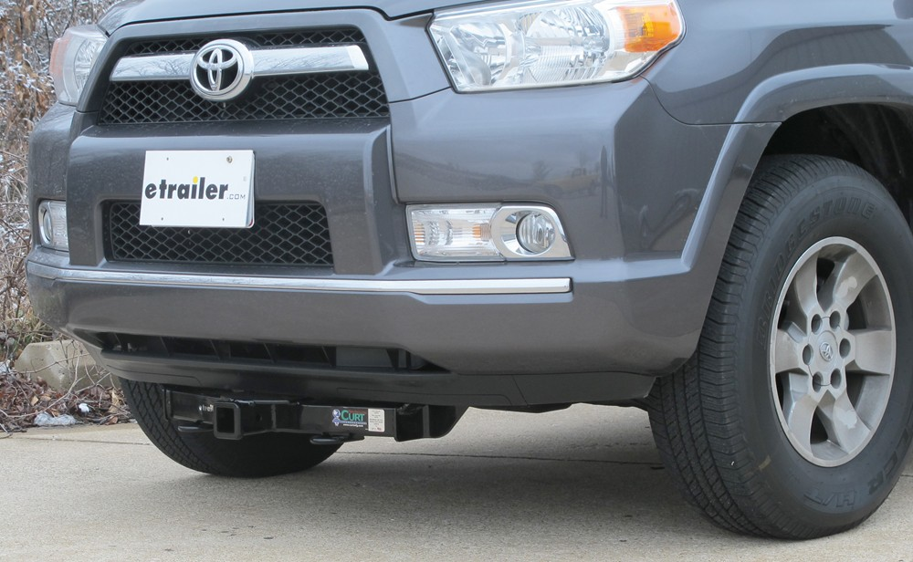 2011 toyota 4runner front hitch curt. Black Bedroom Furniture Sets. Home Design Ideas