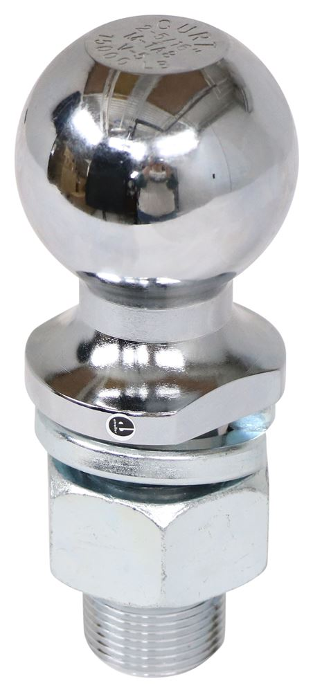 C40030 - 15000 lbs GTW,Class IV,Class V Curt Trailer Hitch Ball