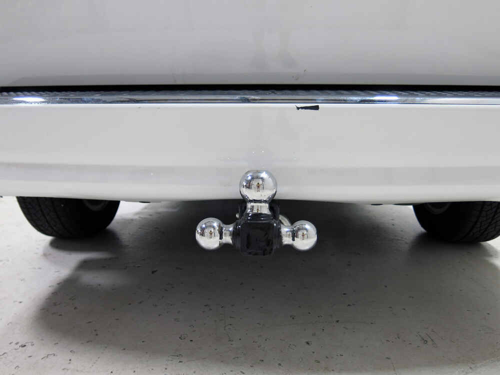 Dodge Grand Caravan Curt Tri Ball Mount 3 Chrome Balls