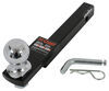 "Curt Towing Starter Kit for 1-1/4"" Hitches - 2"" Ball - 3/4"" Rise - 3,500 lbs"