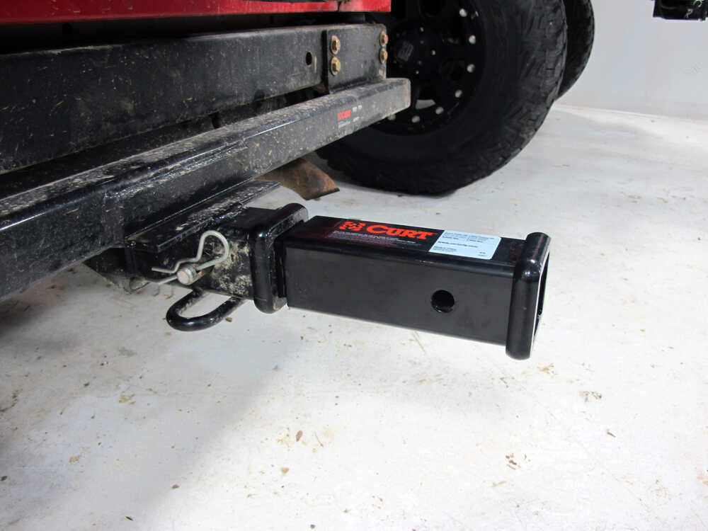 Compare Curt Hitch Extender Vs Blue Ox Hitch Extender