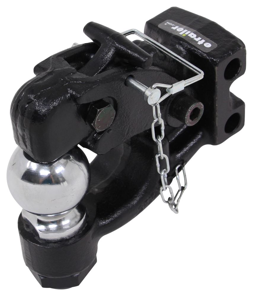 Curt Pintle Hitch - C45922