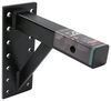 curt pintle hitch mounting plate