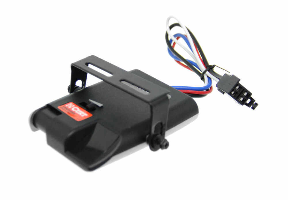 Curt Venturer Trailer Brake Controller - 1 to 3 Axles - Time Delayed Up to 3 Axles C51110