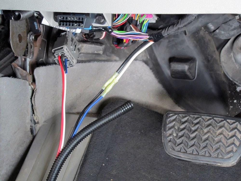 Trailer Wiring Harness For 2010 Gmc Acadia : Brake controller for gmc acadia etrailer