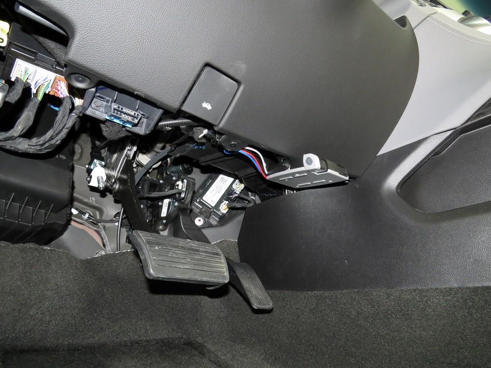 2016 Chevrolet Tahoe Brake Controller