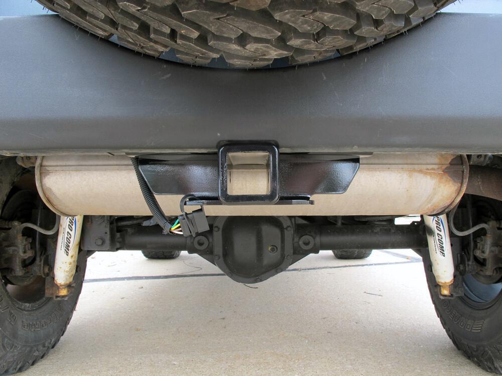 2007 jeep wrangler curt t