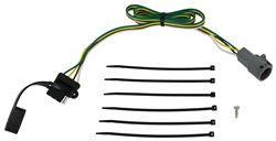 Curt 1997 Ford Explorer Custom Fit Vehicle Wiring