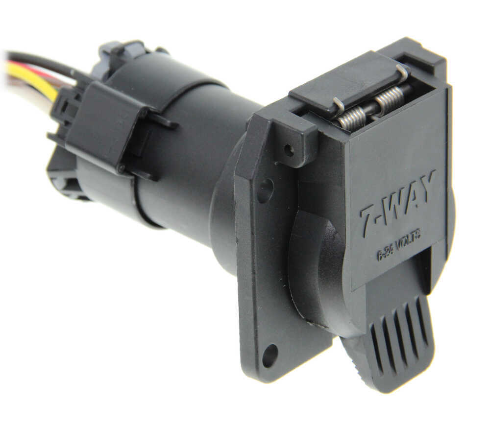 Wiring 7 Way Trailer Plug