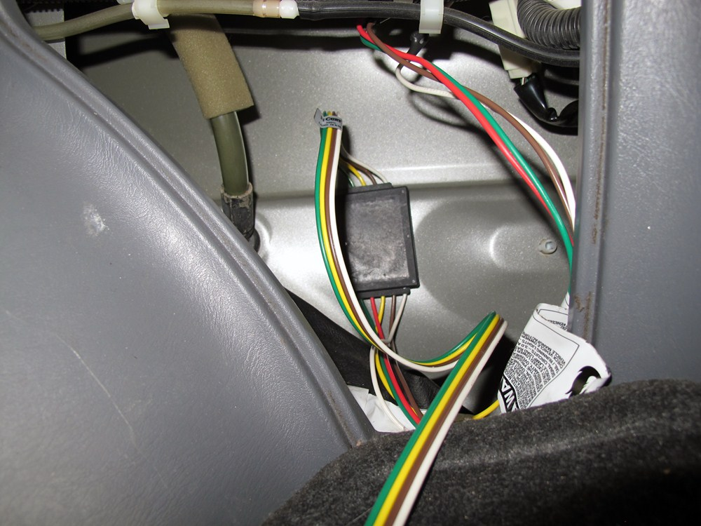 toyota rav4 trailer wiring harness 2002    toyota       rav4    curt t connector vehicle    wiring       harness     2002    toyota       rav4    curt t connector vehicle    wiring       harness