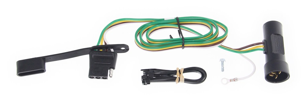 Custom Fit Vehicle Wiring C55311 - Custom Fit - Curt