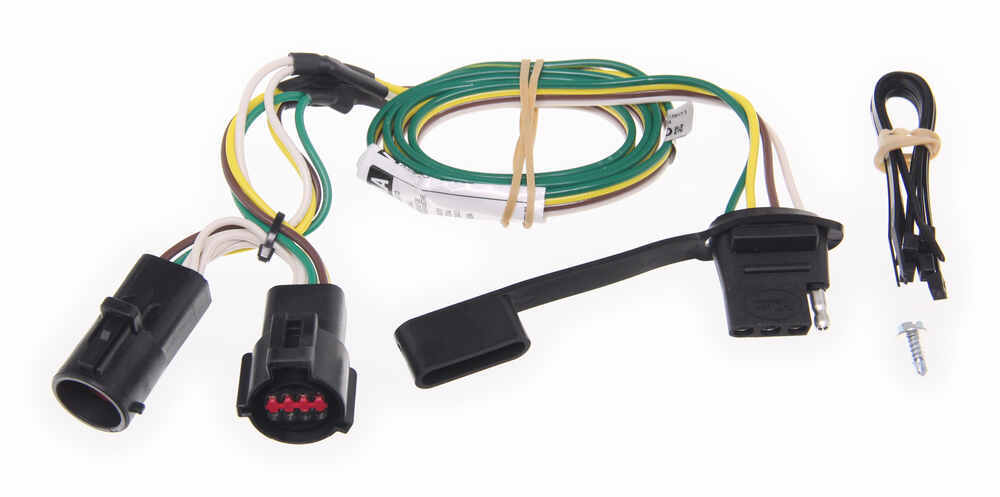 Trailer Wiring Harness For Ford Windstar : Ford ranger curt t connector vehicle wiring harness