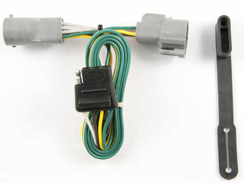 1994 ford f 150 curt t connector vehicle wiring harness 4 pin trailer wiring diagram 7 Pin Trailer Wiring
