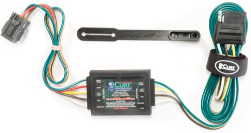 1997 isuzu rodeo curt t connector vehicle wiring harness. Black Bedroom Furniture Sets. Home Design Ideas
