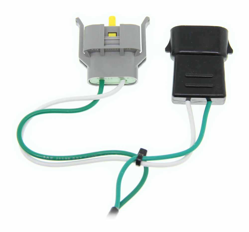 Compare Curt T Connector Vs Trailer Hitch Wiring Harness C55345