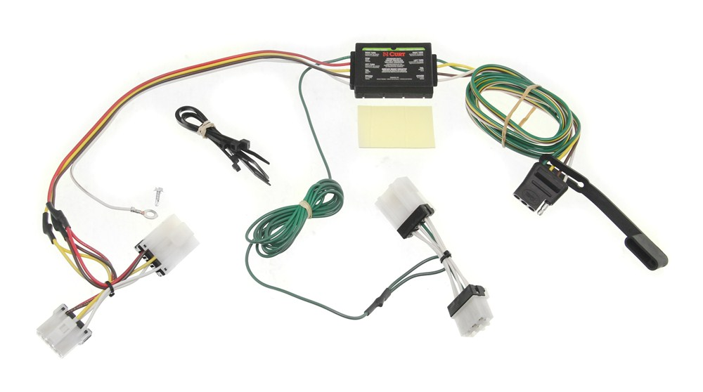 Nissan Altima Trailer Wiring Harness : Nissan pickup curt t connector vehicle wiring harness