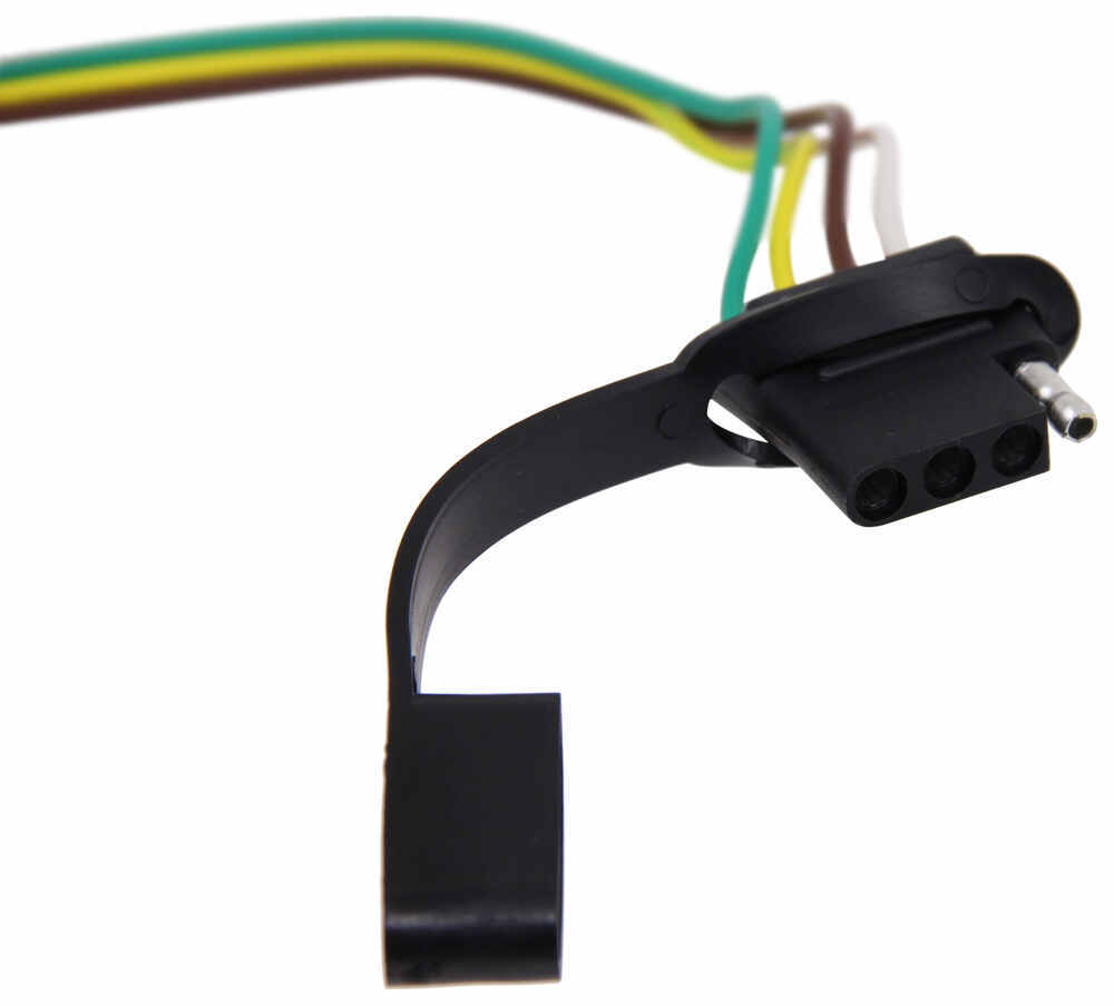 Compare Curt T Connector Vs One Vehicle Wiring Tconnector Harness With 4pole Flat Trailer C55362 4 Hitch