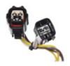 C55363 - No Converter Curt Custom Fit Vehicle Wiring