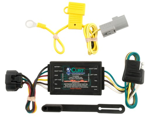 2000 toyota tundra curt t connector vehicle wiring harness. Black Bedroom Furniture Sets. Home Design Ideas