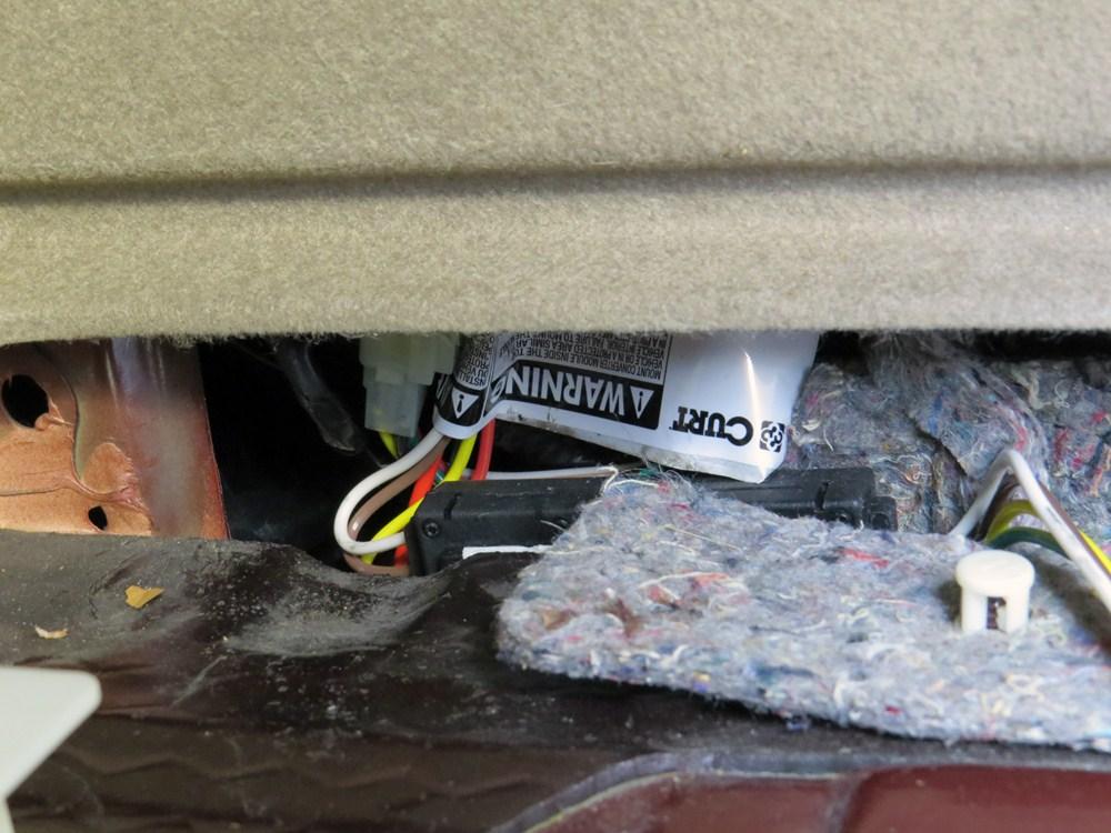 2007 subaru b9 tribeca curt t connector vehicle wiring Subaru Alternator Wiring