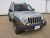 C55382 - Custom Fit Curt Trailer Hitch Wiring on 2005 Jeep Liberty