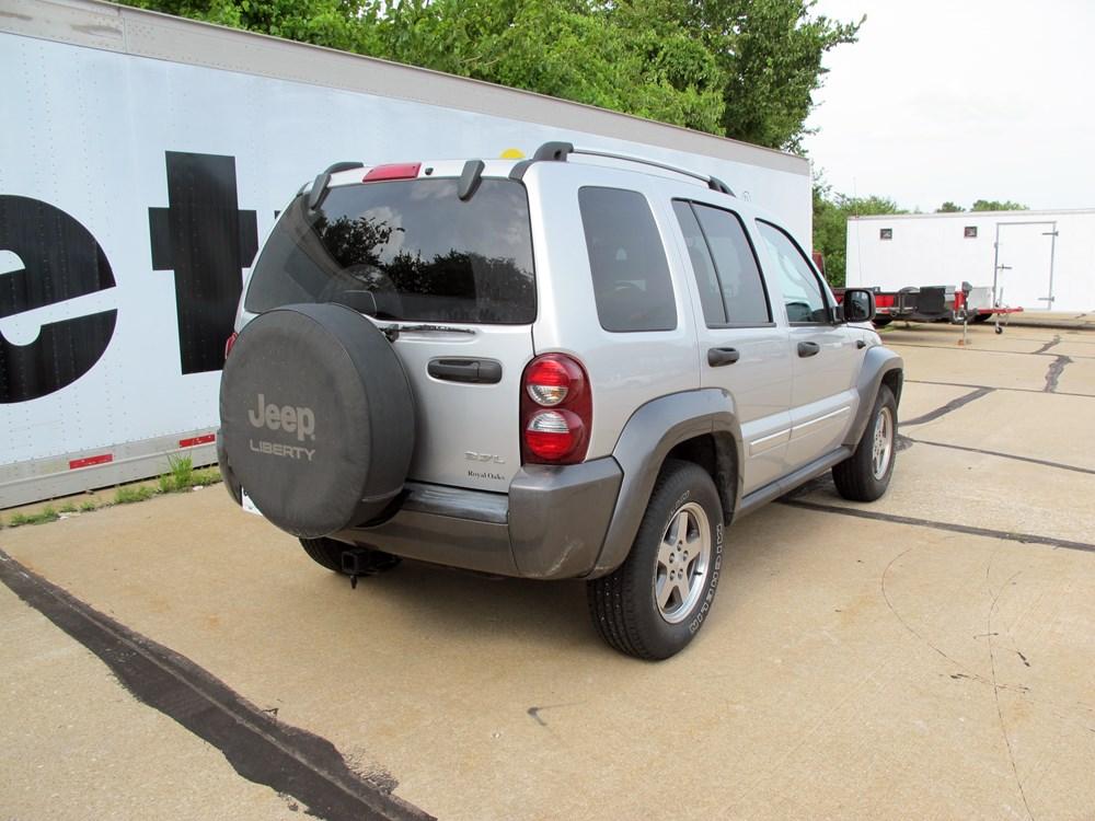 2002 Jeep Liberty Curt T