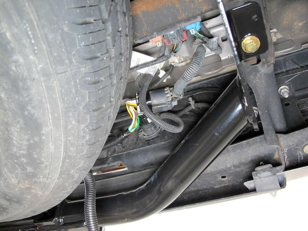 2013 chevrolet silverado electric brake plug in wiring