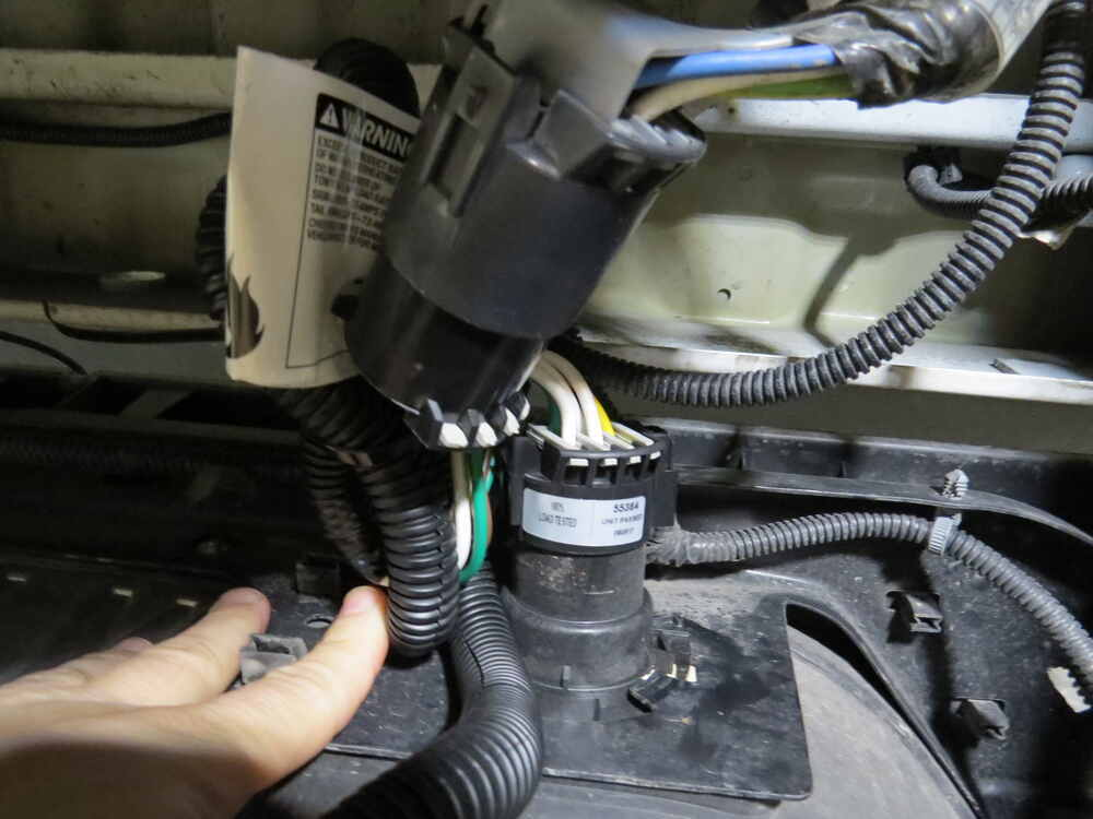 2008 Chevrolet Silverado Curt T