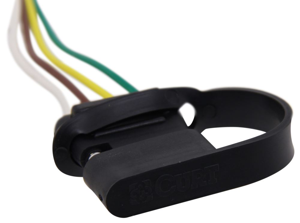 2002 Toyota Sienna Trailer Wiring Harness : Toyota sienna custom fit vehicle wiring curt