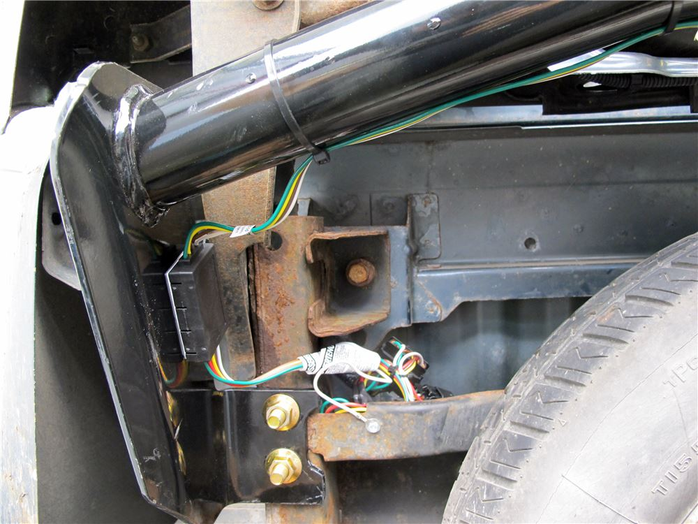 2007 chevrolet colorado curt t connector vehicle wiring. Black Bedroom Furniture Sets. Home Design Ideas