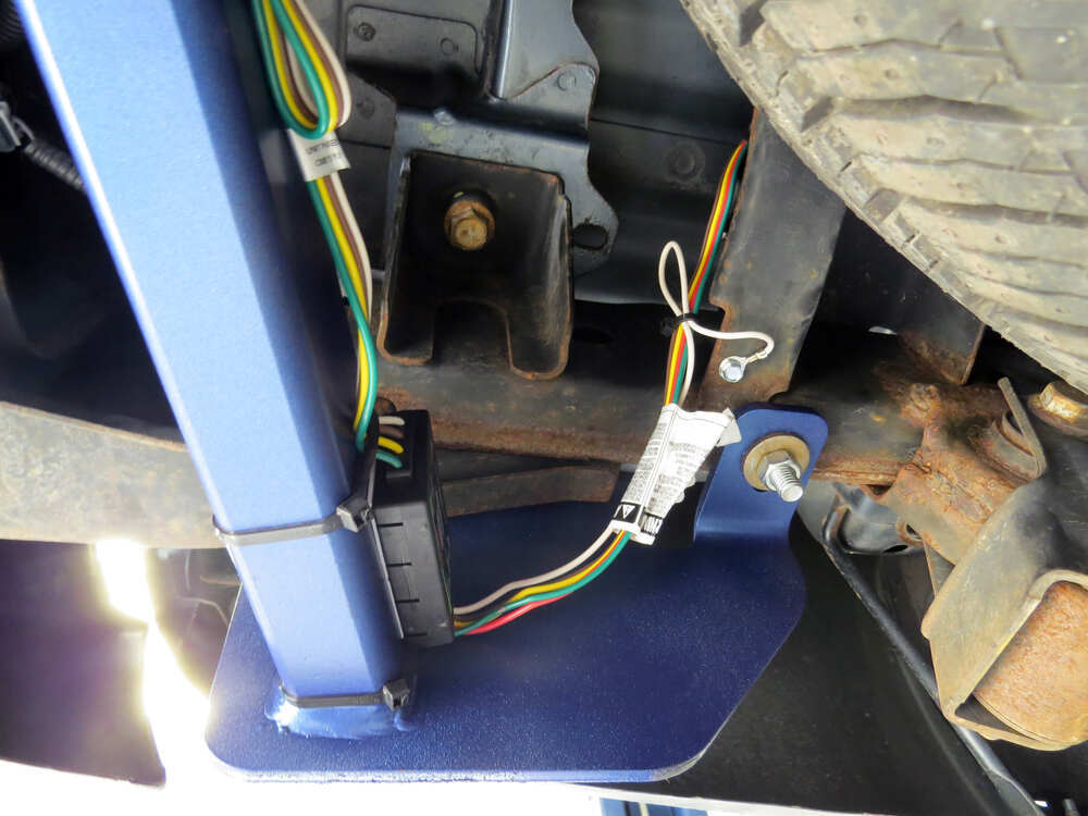 2009 Chevrolet Colorado Custom Fit Vehicle Wiring