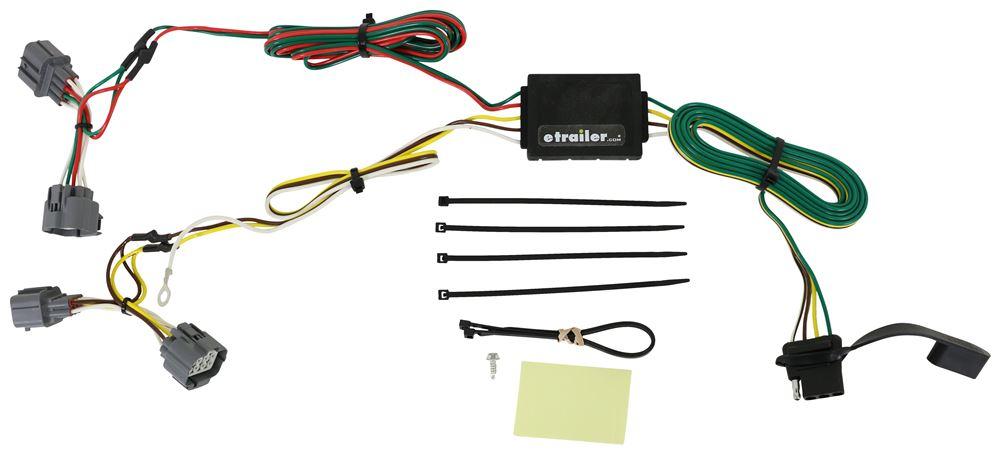 2013 Honda Ridgeline Custom Fit Vehicle Wiring