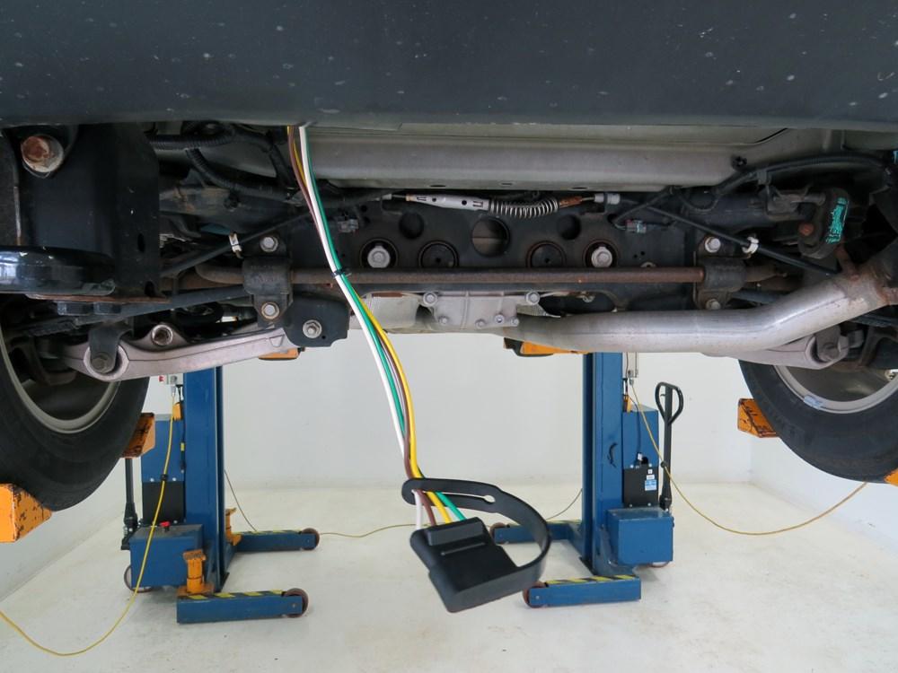 2011 Jeep Grand Cherokee Custom Fit Vehicle Wiring
