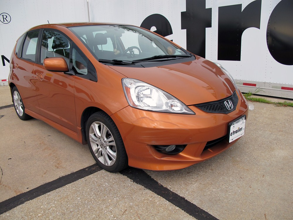 2010 Honda Fit Curt T